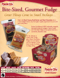 Fudge sell sheet