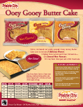 Ooey Gooey Sell sheet